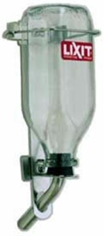 Ratropolis: A Better Water Bottle? Lixit Glass Bottle