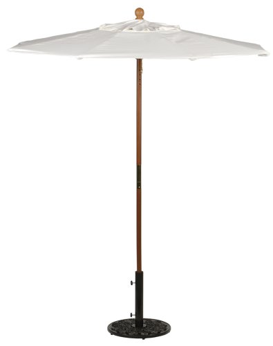 Sunbrella Market Umbrella 6' - Natural - Buy Sunbrella Market Umbrella 6' - Natural - Purchase Sunbrella Market Umbrella 6' - Natural (Oxford Garden, Home & Garden,Categories,Patio Lawn & Garden,Patio Furniture,Umbrellas & Accessories,Umbrellas)