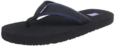 Teva Mush II Men Thong Sandals - Beach Blue - 7