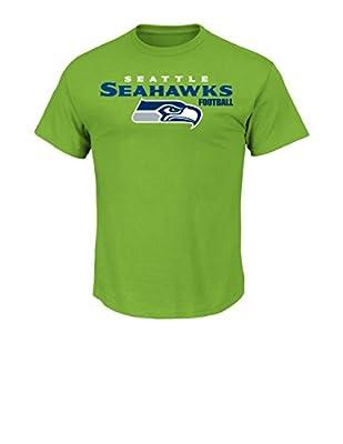 NFL Men's VF Licensed Sport Group Short Sleeve Basic Tee QB Spy