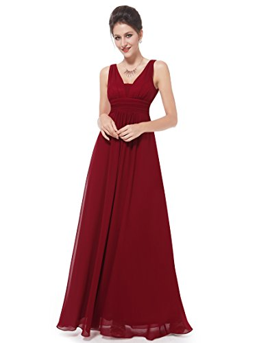 He08110rd08 Red 6us Ever Pretty Wedding Guest Dresses