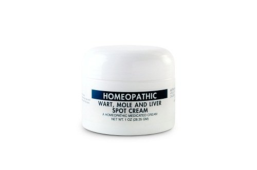 WART, MOLE, AND LIVER SPOT CREAM