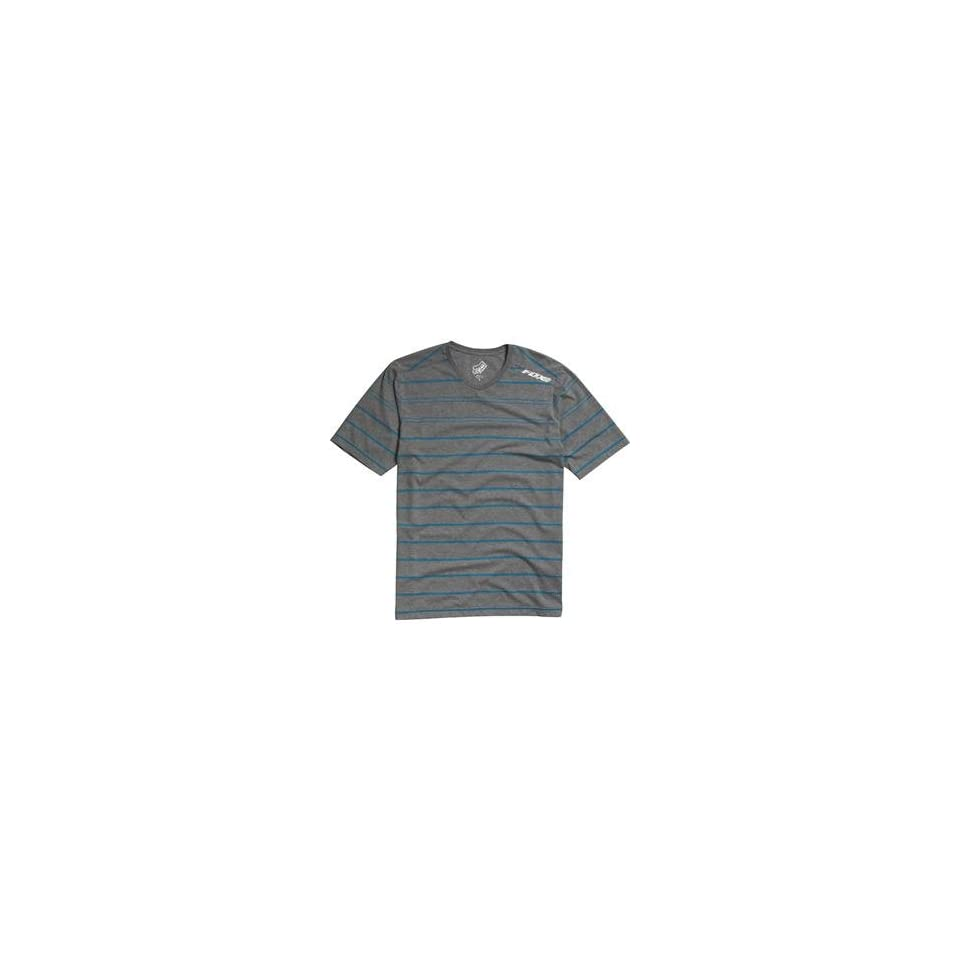 Fox Racing Official T Shirt   Medium/Grey