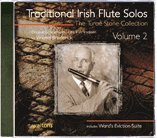 TRADITIONAL IRISH FLUTE SOLOS The Turoe Stone Collection Vol 2 CD