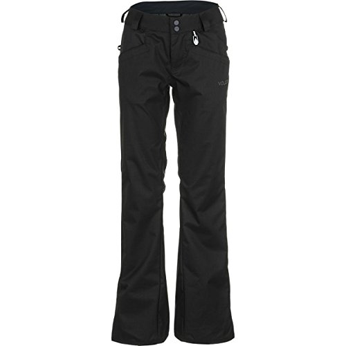 Volcom Logic Pant - Women's Black, M