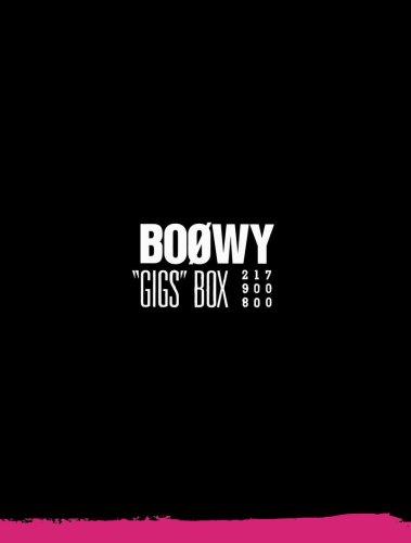 """GIGS""BOX"
