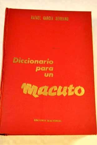 Diccionario Para Un Macuto