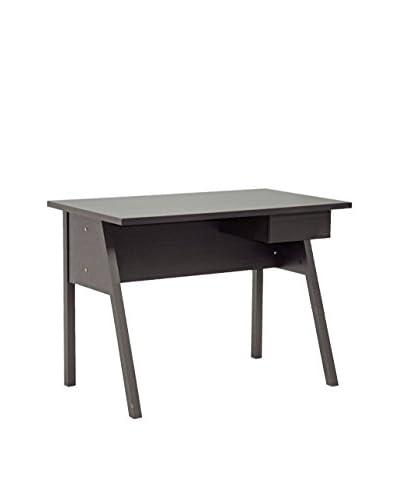 Baxton Studio Frommes Modern Desk, Espresso