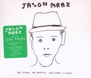 Jason Mraz - We Sing We Dance We Steal Things - Zortam Music