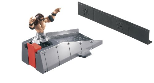 Buy Low Price Mattel WWE Rumblers Figure and Accessory 5 (B004CRTZ9E)