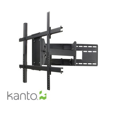 Kanto FMX3 Full Motion Articulating TV Wall Mount for 37-Inch to 80-Inch Televisions