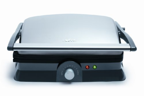 Delfino Dlhg704 Stainless Steel Health Grill