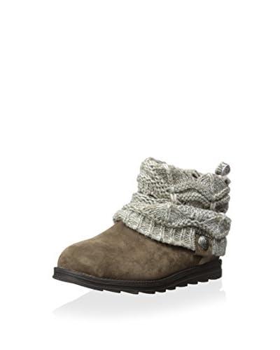 Muk Luks Women's Patti Cable Cuff Boot