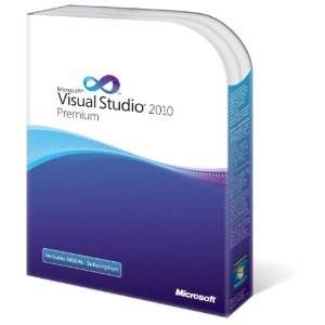 Visual Studio 2010 Premium with MSDN Renewal (Old Version)