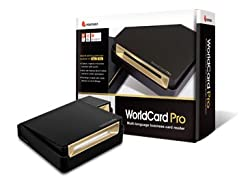 Penpower WorldCard Pro Card Scanner - LL1498