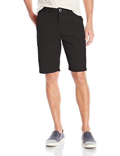 Pantaloncini Volcom FRCKN MDRN STRCH SHT, Uomo, Short Frckn Mdrn Strch Sht, nero, 34