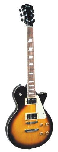 Johnson Js-910-S Solara Classic Electric Guitar, Sunburst