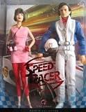 バービー ケン ドール ピンク ラベル - Speed Racer Gift Set 131002fnp [並行輸入品]