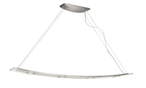 Philips 379454848 Altena Pendant, Brushed Nickel