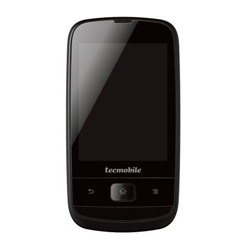 T�l�phone GSM TECMOBILE YOU25 NOIR 4GO