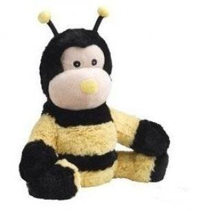 Intelex Cozy Plush Microwaveable Warmer - Bee
