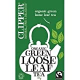 Clipper Organic Loose Leaf Green Tea 125g