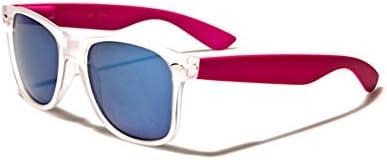 Unisex Sonnenbrille - Wayfarer Stil Retro Vintage Sonnenbrille - Limited Edition