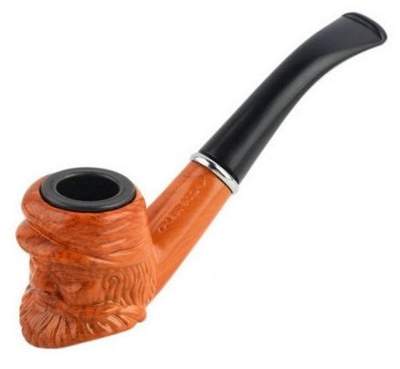 Wholesale Durable Vintage Enchase Smoking Pipe Tobacco Cigarettes Cigar Pipes Collectible