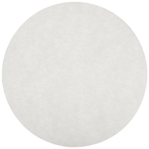 Ahlstrom 6090-2400 Qualitative Filter Paper, 24cm Diameter, 4 Micron, Medium Flow, Grade 609 (Pack of 9)