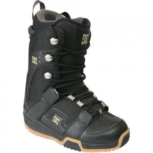 DC Men's Phase 2011 Snowboard Boot,Black/Gum,8.5 M US