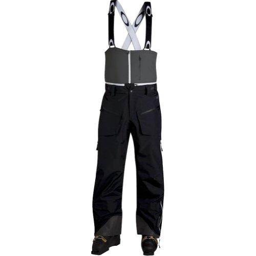 Oakley Unification Pro Men'S Winter Sport Snowmobile Pants - Jet Black / Small