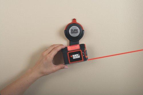 black and decker sensors instructions