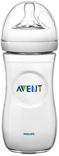 Philips AVENT SCF696/17 Biberon Natural, capacità 330 ml (3m+)