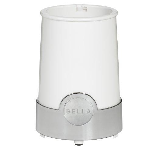 Bella Personal Size Rocket Blender 12 Piece Set Color White Home Garden Kitchen Dining Kitchen