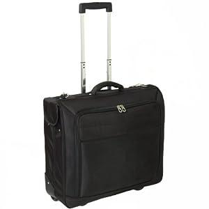 Karabar Wheeled Garment/Suit Carrier Bag (Black)