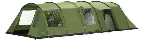 Vango Samara 400 Front Enclosed Canopy (Moss)