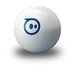 Amazon.com: Sphero Robotic Ball - iOS and Android Controlled Gaming System - White: Cell Phones