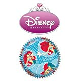 Wilton Disney Princess Ariel Baking Cups