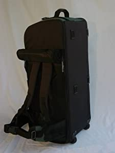 Wheeled Rucksack For Camera Abs Accessories from Luggy