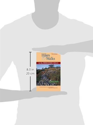 Hikes & Walks in the Berkshire Hills (Berkshire Outdoors Series Guide)