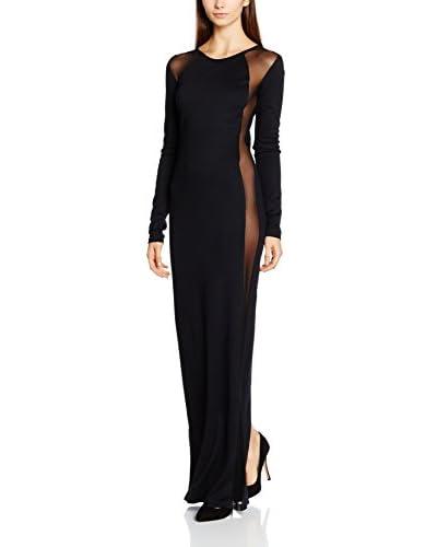 MAIOCCI Vestido Negro