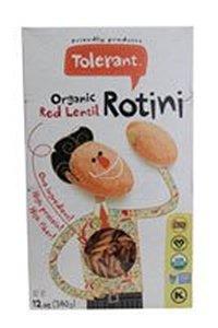 Tolerant foods organic red lentil pasta rotini 12 oz for Atkins cuisine penne pasta 12 oz 340 g