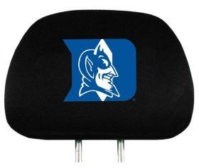 Buy Duke Blue Devils Headrest Covers by Hall of Fame Memorabilia