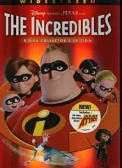 The Incredibles (Widescreen Two-Disc Collector's Edition) Starring Craig Nelson, Holly Hunter, Samuel L. Jackson and Jason Lee (2004)