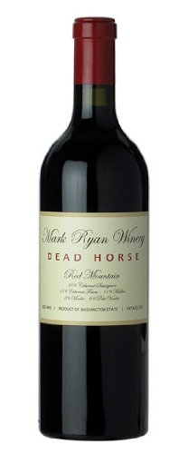 "2009 Mark Ryan Winery ""Dead Horse-Ciel Du Cheval Vineyard"" Red Mountain"