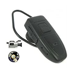Spy India Spy Bluetooth Clip Camera