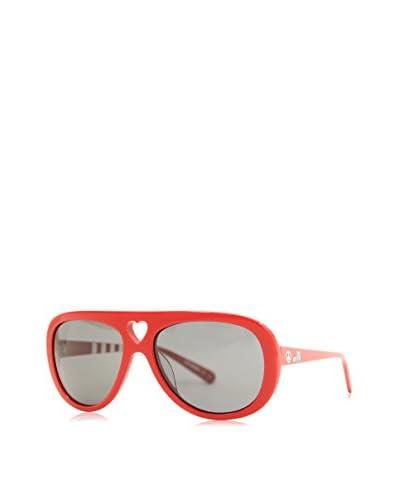 Moschino Occhiali da sole L-50002 (56 mm) Rosso