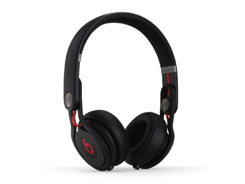 Beats by Dr. Dre MIXR | Beats Mixr On-Ear Headphone (Black 900-00031-01)