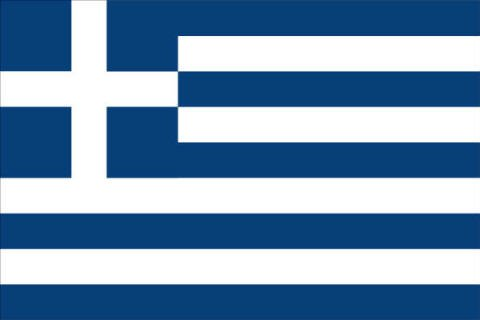 Greece National Flag 5ft x 3ft