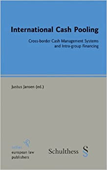 cash pooling systems essay Limited companies act) relevant for cash pooling systems with a focus on the  rules  accounts of all entities of the group participating in the cash pooling  system will be balanced to zero (0) at  d summary – concluding thesis  under the.